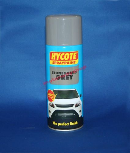 Stone Guard Grey Spray Paint Hycote 400ml Aerosol